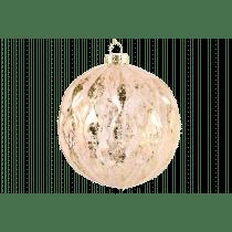 Kerstbal Toledo Goud 10cm Diameter