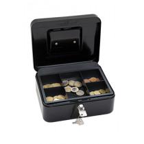 Geldkoffer 20X16X9Cm Zwart