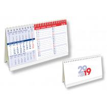 Bureaukalender 21x16cm 3 Maand + Memo