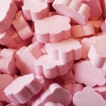 Suikersnoep Roze Wolkjes 850g