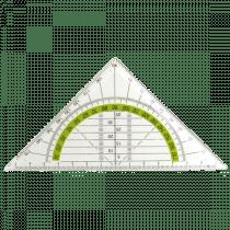 Geodriehoek Linero Hard