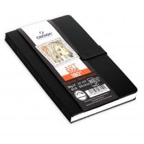 Canson Art Book 180° 80 Vellen 84x140mm 96g/m²