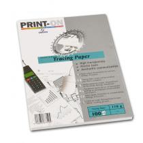 Kalkpapier Laser Canson 110G/m² A4 100 Vellen