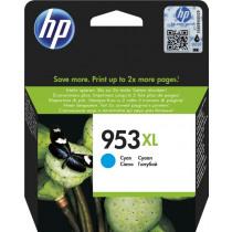 HP Inktcartridge 953XL Cyaan