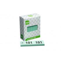 Nummerbloc Groen 1000 Nrs