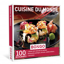 Bongo FR Cuisine Du Monde