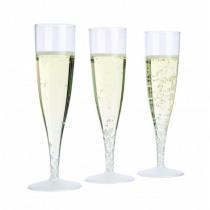 Champagneglas Ava 100cc - 135cc 10 Stuks