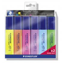 Marker Textsurfer Staedtler 4+2