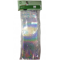 Polsbandjes Holografic 255x19mm Zilver 100 Stuks