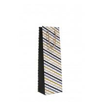 Flessenzak Stripes 120x90x390mm Rotalia Voor Champagne