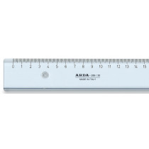 Lat Transparant 40cm