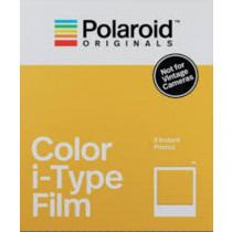 Polaroid Color Instant Film For I Type