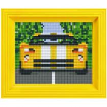 Pixelhobby Geschenkset Pixel Racewagen