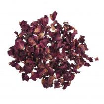 Bloemen - Rozenbladeren Rood 3g