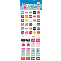 Fun Stickers Goed Gedaan NL