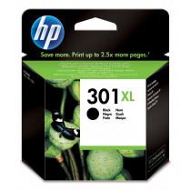 HP Inktcartridge 301XL Zwart