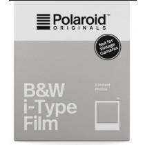 Polaroid B&W Instant Film For I Type