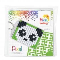 Pixelhobby Sleutelhanger Pixel Panda