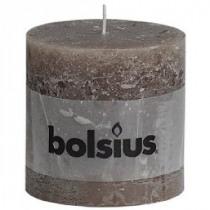 BOLSIUS TAUPE 100mm diam 57U