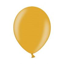 Ballon Metallic 30cm Goud 50 Stuks