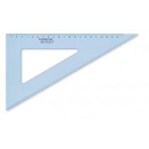 Tekendriehoek Plastic Staedtler 26cm 60 Graden