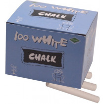 Calico Krijt Wit 100 Stuks