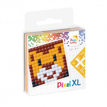 Pixelhobby XL Fun Pack Pixel Leeuw