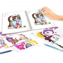 Topmodel Create Your Kitty Kleurboek