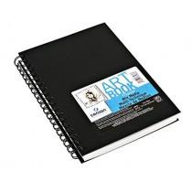 Canson Art Book Mixed Media 17,8x25,4cm 224g/m² 40 Vellen