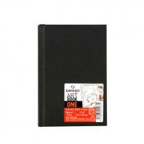 Canson Art Book One 80 Vellen 21,6x27,9cm  100g/m² Spiraal