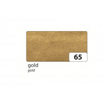 Zijdepapier 50x70cm Folia Goud 26 Vellen