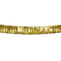 Slinger Franjes 6M Goud Metallic