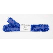 Chiffonet 5m Blauw