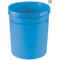 Papierbak Grip 18L Lichtblauw Trend Couleur