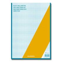 Millimeterpapier A4 50 Vellen