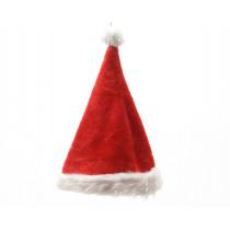 Kerstmuts 44x30cm Rood