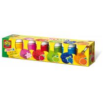 Plakkaatverf Aroma Multicolor 6 Stuks SES