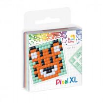 Pixelhobby XL Fun Pack Pixel Tijger