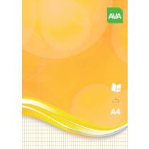 Cursusblok Ava Notes A4 Commercieel