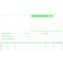 Register 180X210Mm Exacompta F13103 Commandes Tripli3X50 Fr