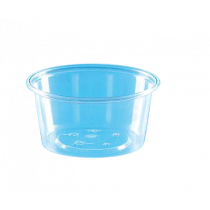 Portion Cup 70x35mm Transparant 80cc 50 Stuks