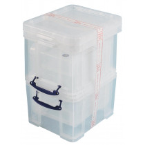 REALLY USEFUL BOX TRANSPARENT 35L - PROM