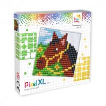 Pixelhobby XL Set Pixel Paard