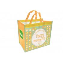 Ava Shopping Bag Spring 40X25X35Cm
