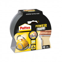 Power Tape 25M Pattex Grijs