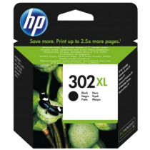 HP Inktcartridge 302XL Zwart