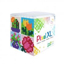 Pixelhobby Xl Kubus Pixel Bloemetjes