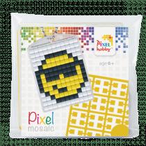Pixelhobby Sleutelhanger Pixel Emoticon