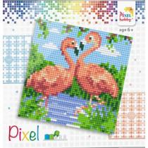 Pixelhobby Set Pixel Flamingo