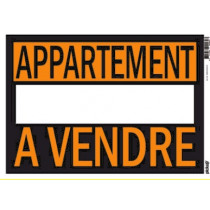 Affiches 25x35cm Pickup Appartement A Vendre